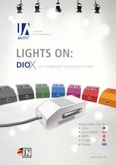 Broschüre zur Mikroskopbeleuchtung DIOX