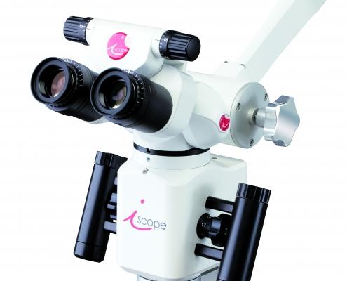Dentalmikroskop iScope made by JADENT