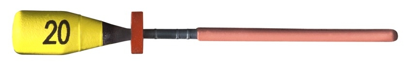 Ein Endodontie Instrument, Obturator von SS-White