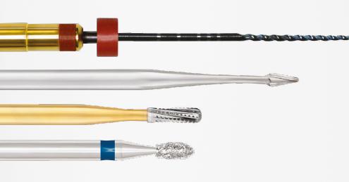 Endodontie Instrumente der Marke SS-White
