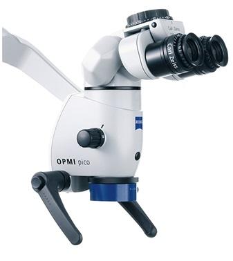Endomikroskop der Marke Zeiss: Opmi pico